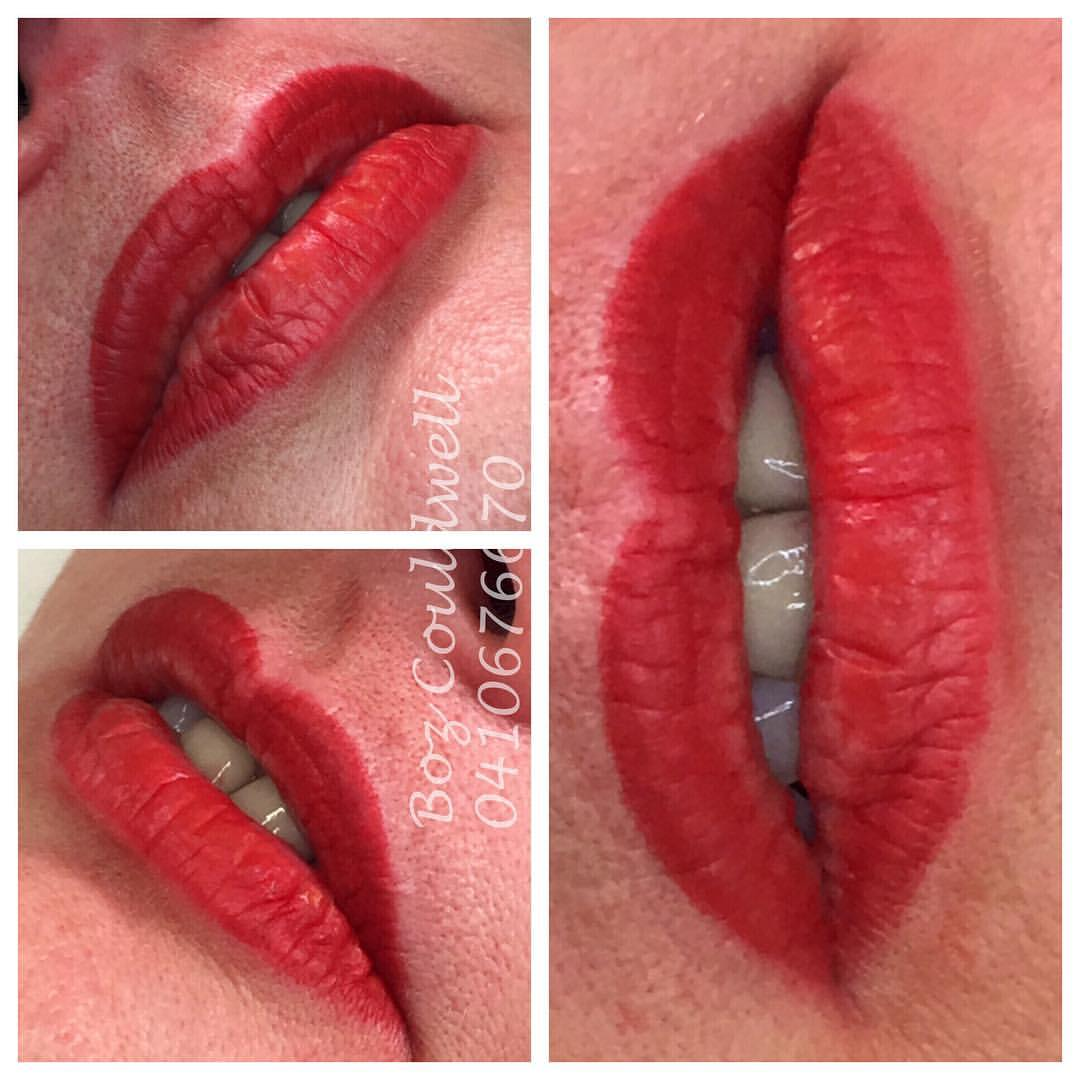 Illawarra based studio for cosmetic tattoo lips