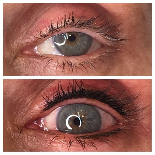 Professional Eyeliner cosmetic tattoo Wollongong